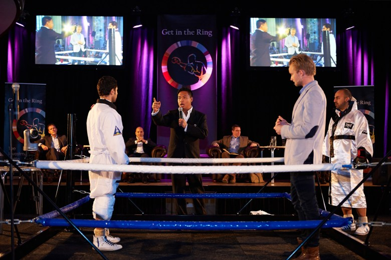 Get in the Ring 14 nov 2012