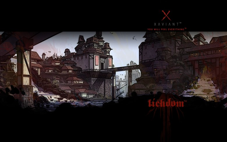 Artwork for PC RPG Lichdom from Xaviant.