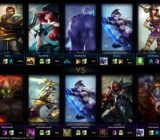 League of Legends - characters