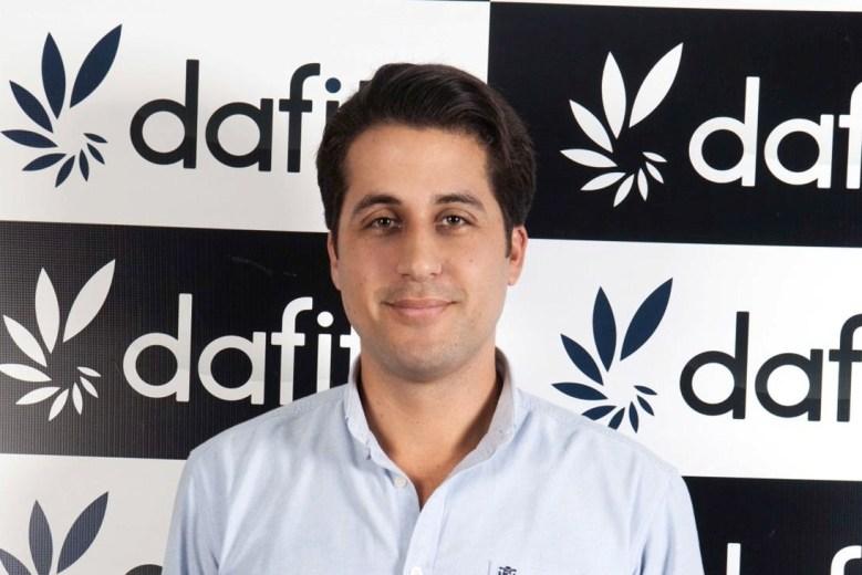 Philipp Povel, the co-founder of the Dafiti Group.