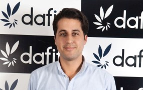 Philipp Povel, the co-founder of the Dafiti Group.