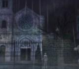 Rain - church