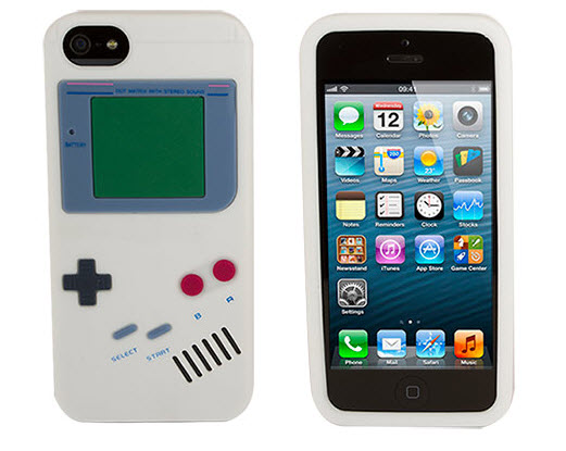 Rocketcases gives your iPhone a retro gamer look.
