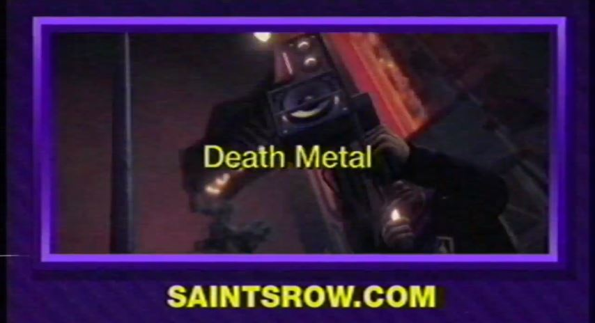Saints Row IV's dubstep gun gets some more tracks.