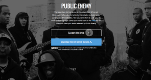 Public Enemy on BitTorrent Bundle