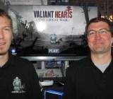 Valiant Hearts creators