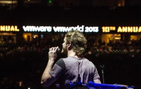 Imagine Dragons at VMworld 2013