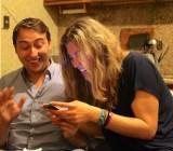 Our volunteers, Robert Leshner and Rachel Balik, went on five dates in five nights