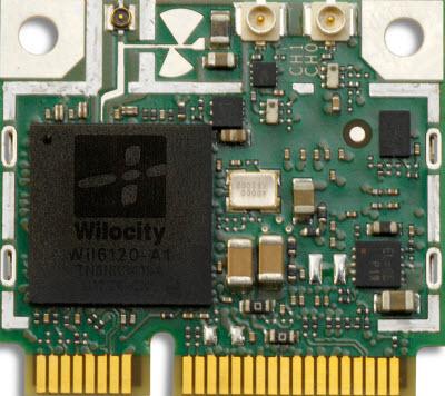 Wilocity board
