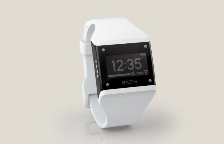 Basis health tracker
