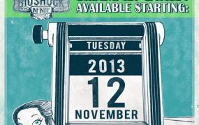 BioShock Infinite's Burial at Sea - Episode 1 will debut Nov. 12.