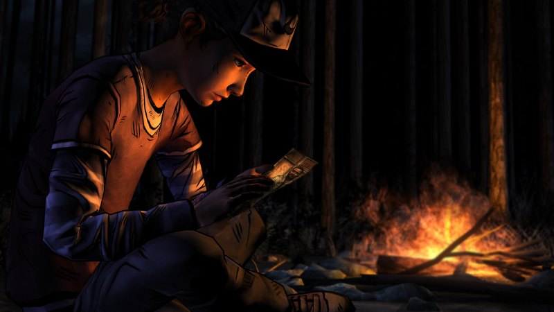 Season One's protagonist, Lee Everett, continues to have a big impact on Clem's life.