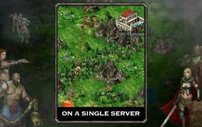 Game of War for iOS devices from developer Machine Zone.