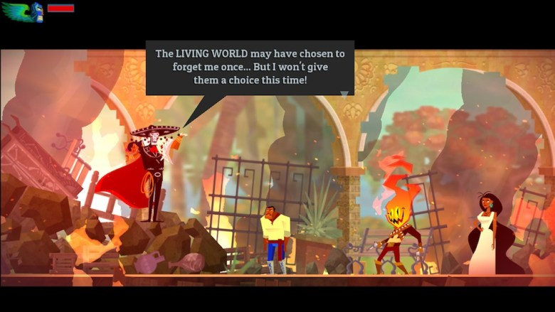 Guacamelee developer DrinkBox benefited from seeking help for marketing its quirky indie game.