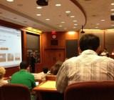Harvard MBA candidates examine RentHop's strategy