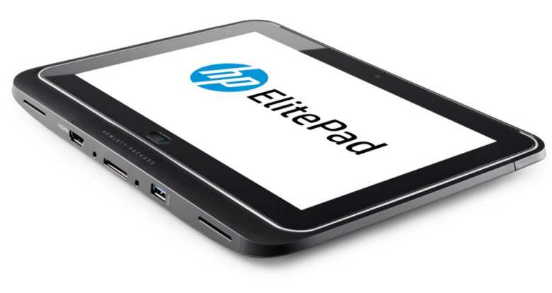 HP is launching hybrid laptop-tablets like the HP  ElitePad