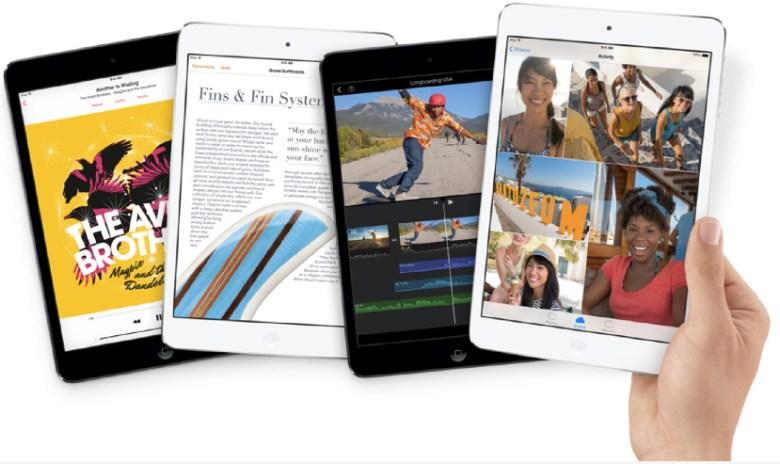 iPad Mini with Retina