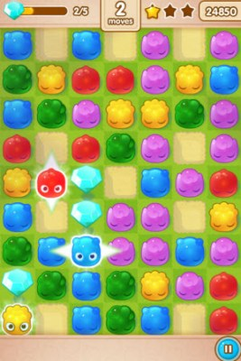 Jelly Splash gameplay