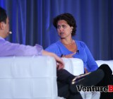 Ouya CEO Julie Uhrman in conversation with GamesBeat editor-in-chief Dan Hsu at GamesBeat 2013