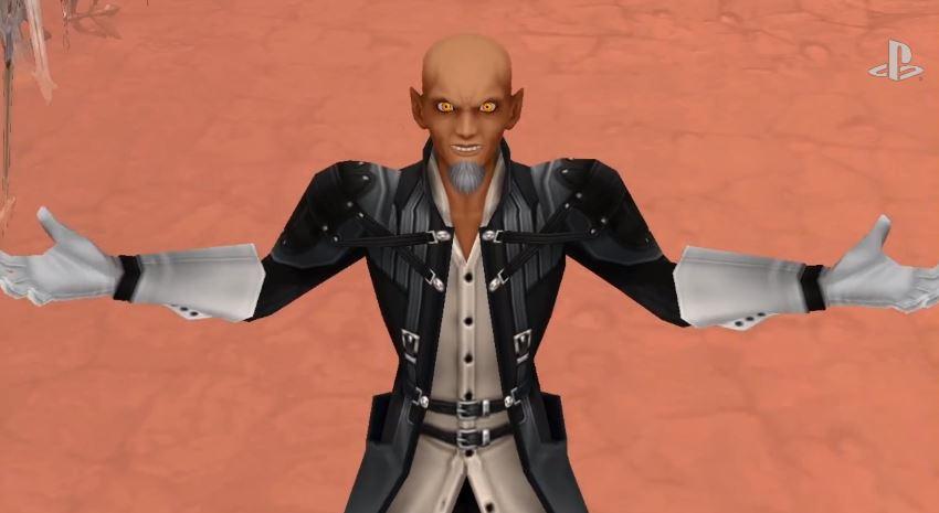 Kingdom Hearts HD 2.5 Remix for PlayStation 3.