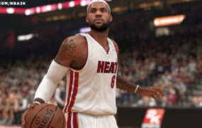 In NBA 2K14, LeBron James looks so real that even his tats stand out.
