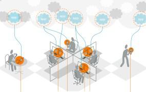 Netskope tracks the cloud applications running inside enterprises