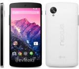 Nexus 5 in white