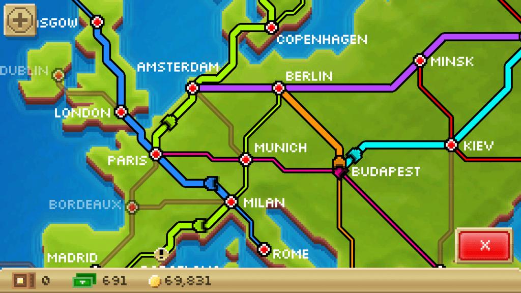 Pocket Trains 1
