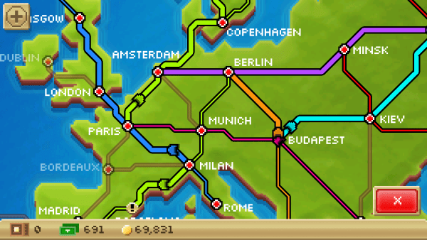 Pocket Trains 1