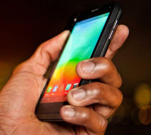 The Motorola Photon Q from Scratch Wireless