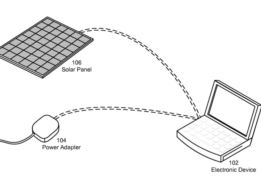 apple solar powered technology