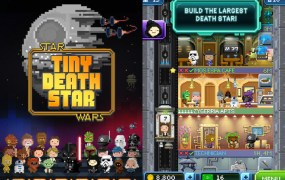 Star Wars: Tiny Death Star for iOS and Android.