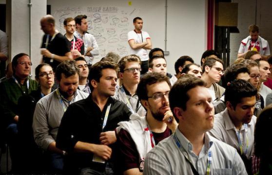 Startup Weekend in London