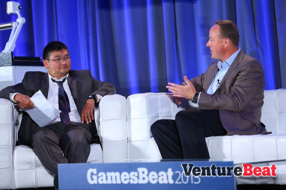 Mike Gallagher has the stats to prove gaming's ever-growing appeal over TV.
