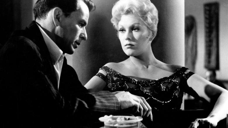 """Scene from """"The Man with the Golden Arm"""" directed by Otto Preminger in 1955."""