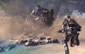 Respawn Entertainment's Titanfall shooter for Xbox One.