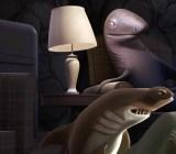 Hungry Sharks