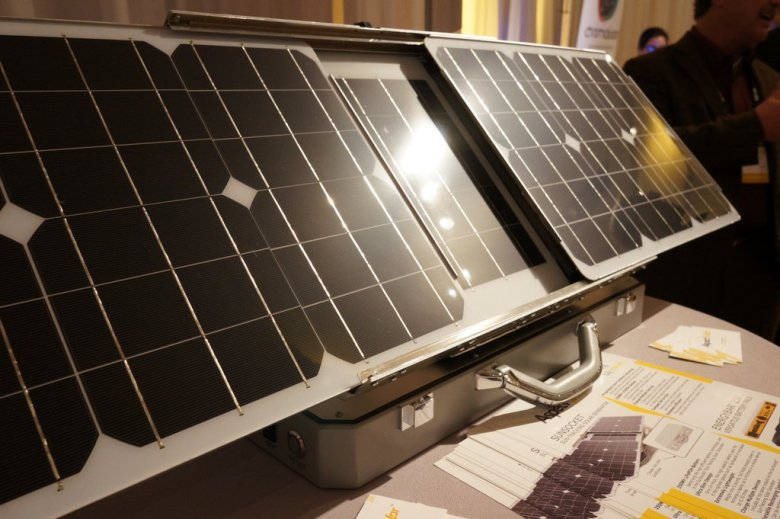 AspectSolar SunSocket Solar Generator