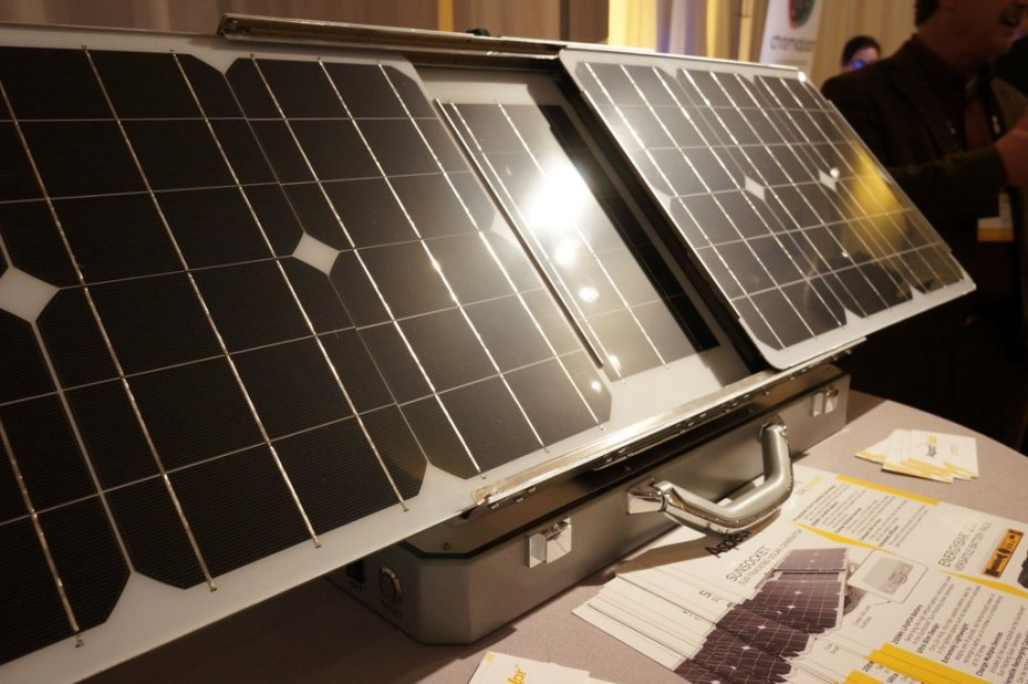 AspectSolar SunSocket Solar Generator