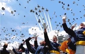 Air Force Academy graduates