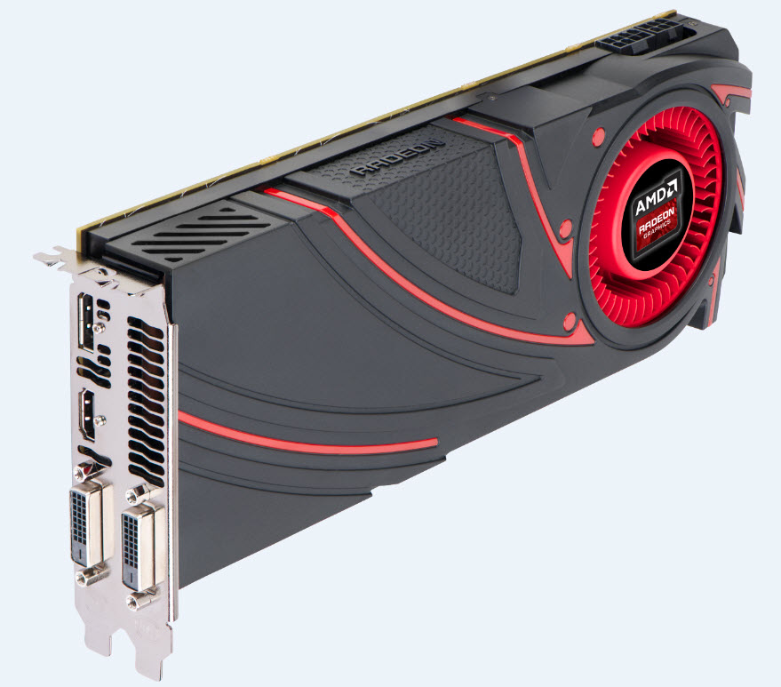 AMD Radeon R9 290 is the company's fastest graphics card.