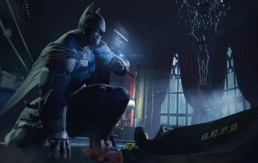 Corey May also worked on Arkham Origins at Warner Bros.