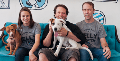 barkbox cofounders