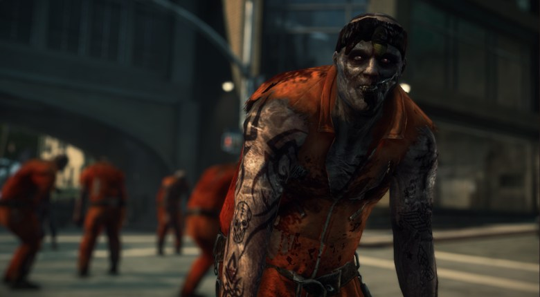 Screenshot from Dead Rising 3
