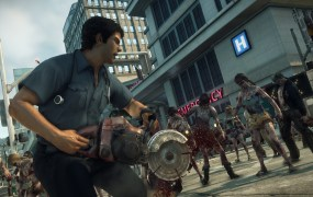 Screenshot from Dead Rising 3.