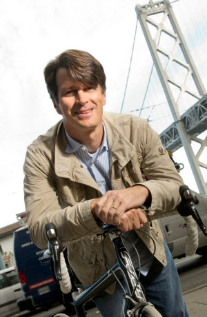 John Hanke of Google's Niantic Labs