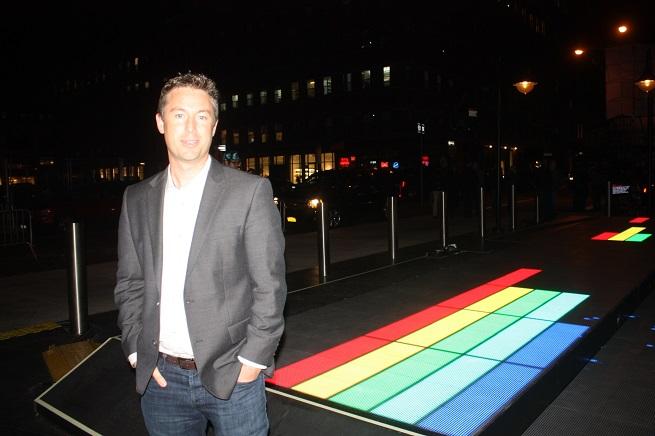 Jon Koller of Sony Computer Entertainment America