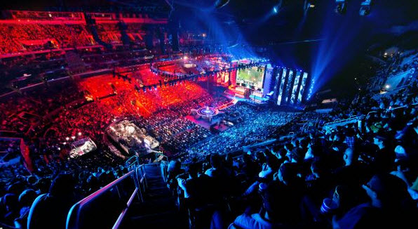 League of Legends finals