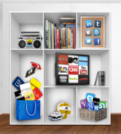 mywebroom bookshelf