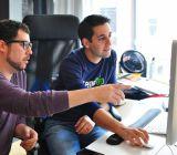 LendUp cofounders Sasha Orloff and Jacob Rosenberg